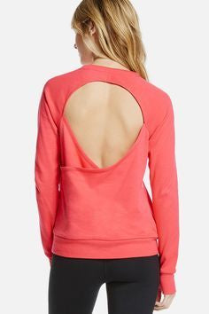 Fabletics Coral Pullover Top -SHF