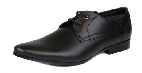 Guess GM-GEORGIE2 Men Pointy Toe Shoe Black-SHW