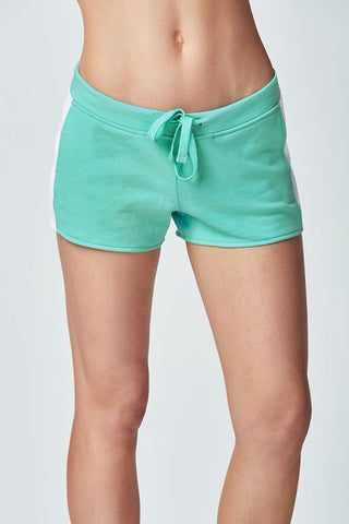 Fabletics Women Naaru Short Mint/White Shorts-GG