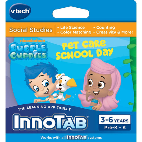 VTech InnoTab Software - Team Umizoomi, Age 3-6 Years