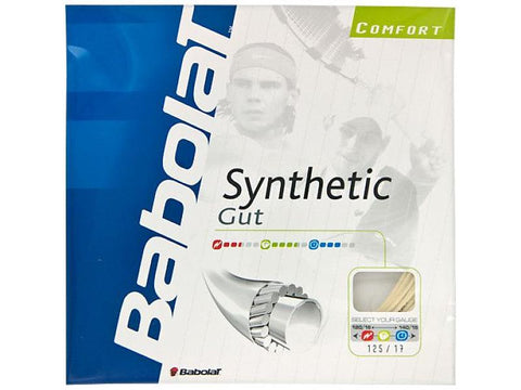 Babolar Synthetic Gut-White