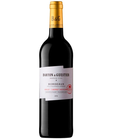 B&G Bordeaux Red 2015 750ml