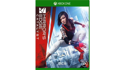 Xbox One Mirror's Edge Catalyst Game
