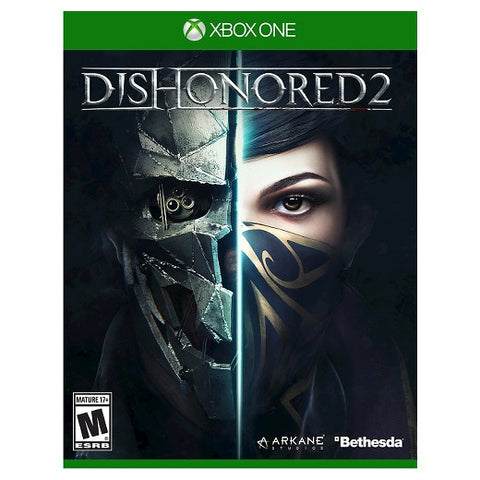 Xbox One Dishonored 2 Game