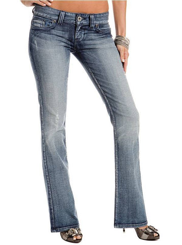 Guess- Women Stretch Extensible-Rocker Wash - SHF/GL/SHW/SHG