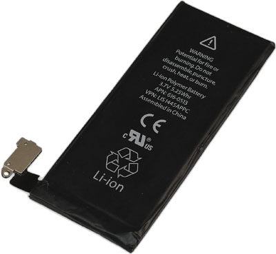 Apple iPhone 4/4G 1420mAh 3.7v Li-ion Battery