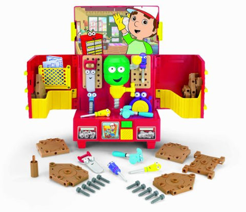 Fisher-Price Disney's Handy Manny Roland Tool Center, Age 3+