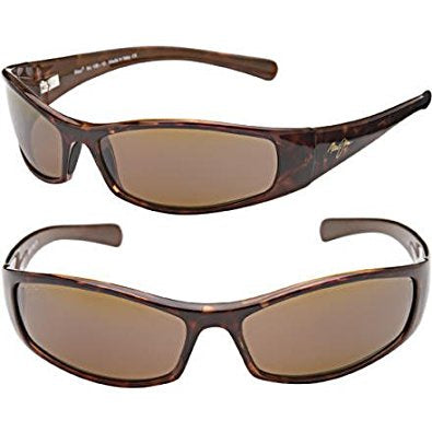 Maui Jim Men MJ106-10 Hoku Sunglass- Tortoise with HCL Bronze Lens