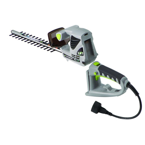 Earthwise CVPH41018 18 in. 2.8 Amp Convertible Pole Hedge Trimmer 2-In-1