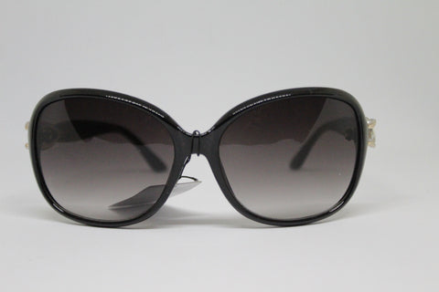 Ladies Stylish 3820 Sunglass-White/black-SHW