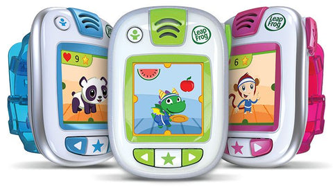 LeapFrog LeapBand - Activity Tracker, Age 4-7 Years