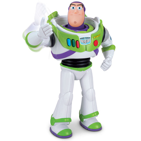 Disney Toy Story Buzz Lightyear Karate Chop Action Age 4+