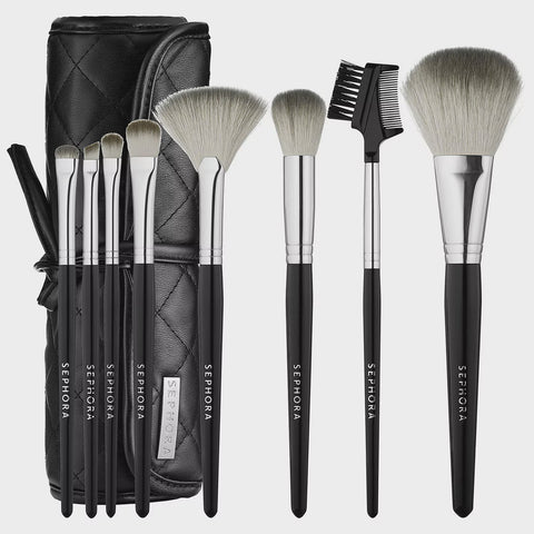 Sephora Collection Tools Of The Trade Brush Set-GL