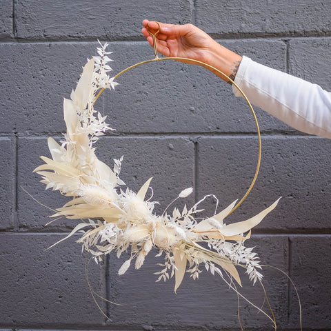 Dried Wreath - Elsa