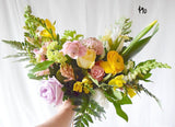 Hand-Tied Bouquets - Wild North Flowers, LP