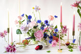 Styled Tablescape Workshop: January 26th (Sunday) from 12:00PM - 3:00PM - Wild North Flowers, LP