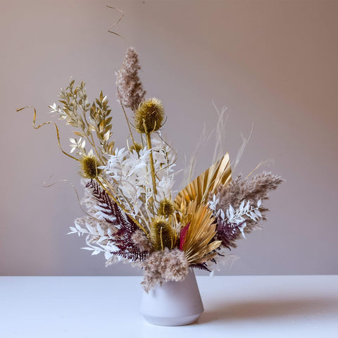 Winterberry Tea - Dried Arrangement