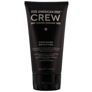 American Crew Shave Precision Shave Gel (Normal to Fine Beard Types) 150ml
