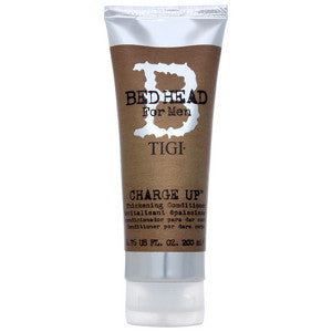 TIGI Bed Head For Men Wash and Care Charge Up Thickening Conditioner 200ml