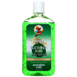 Australian Gold After Sun Soothing Aloe After Sun Gel 547g