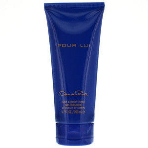 Oscar de la Renta Pour Lui Hair and Body Wash 200ml