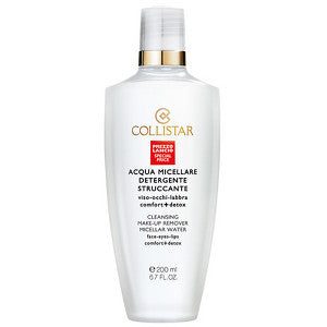 Collistar Cleansers Micellar Water Cleansing Make-Up Remover 400ml