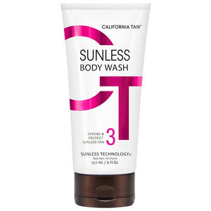 California Tan Sunless Body Wash 177ml