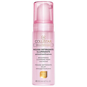 Collistar Cleansers Gentle Brightening Cleansing Foam 200ml