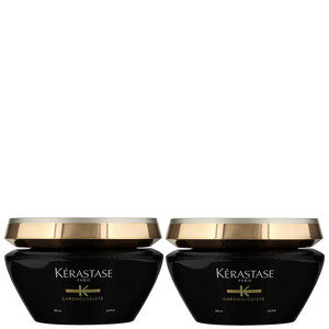 Kerastase Chronologiste Duo Pack: Essential Revitalising Balm for All Hair Types 200ml x 2