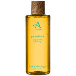 Arran Glenashdale - Grapefruit and Green Leaf Bath and Shower Gel 300ml