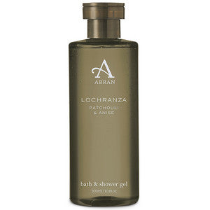 Arran Lochranza - Patchouli and Anise Bath and Shower Gel 300ml