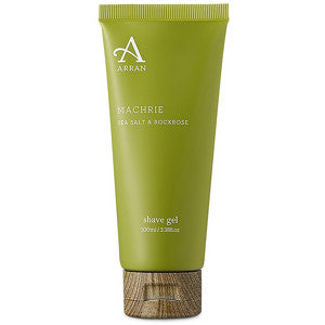 Arran Machrie - Sea Salt and Rockrose Shave Gel 100ml