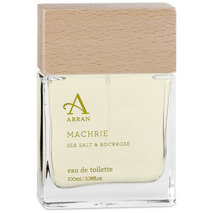 Arran Machrie - Sea Salt and Rockrose Eau de Toilette 100ml