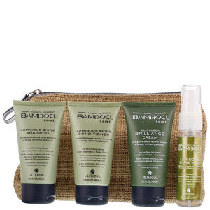 Alterna Bamboo Shine Beauty On The Go Kit