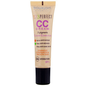 Bourjois 123 Perfect CC Cream SPF15 32 Light Beige 30ml