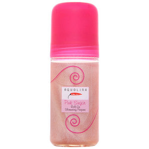 Aquolina Pink Sugar Roll-On Shimmer Perfume 50ml