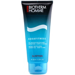 Biotherm Homme Aquafitness Shower Gel for Body and Hair 200ml