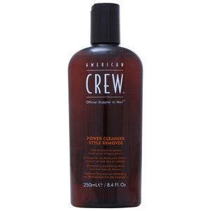 American Crew Haircare Power Cleanse Style Remover Shampoo 250ml
