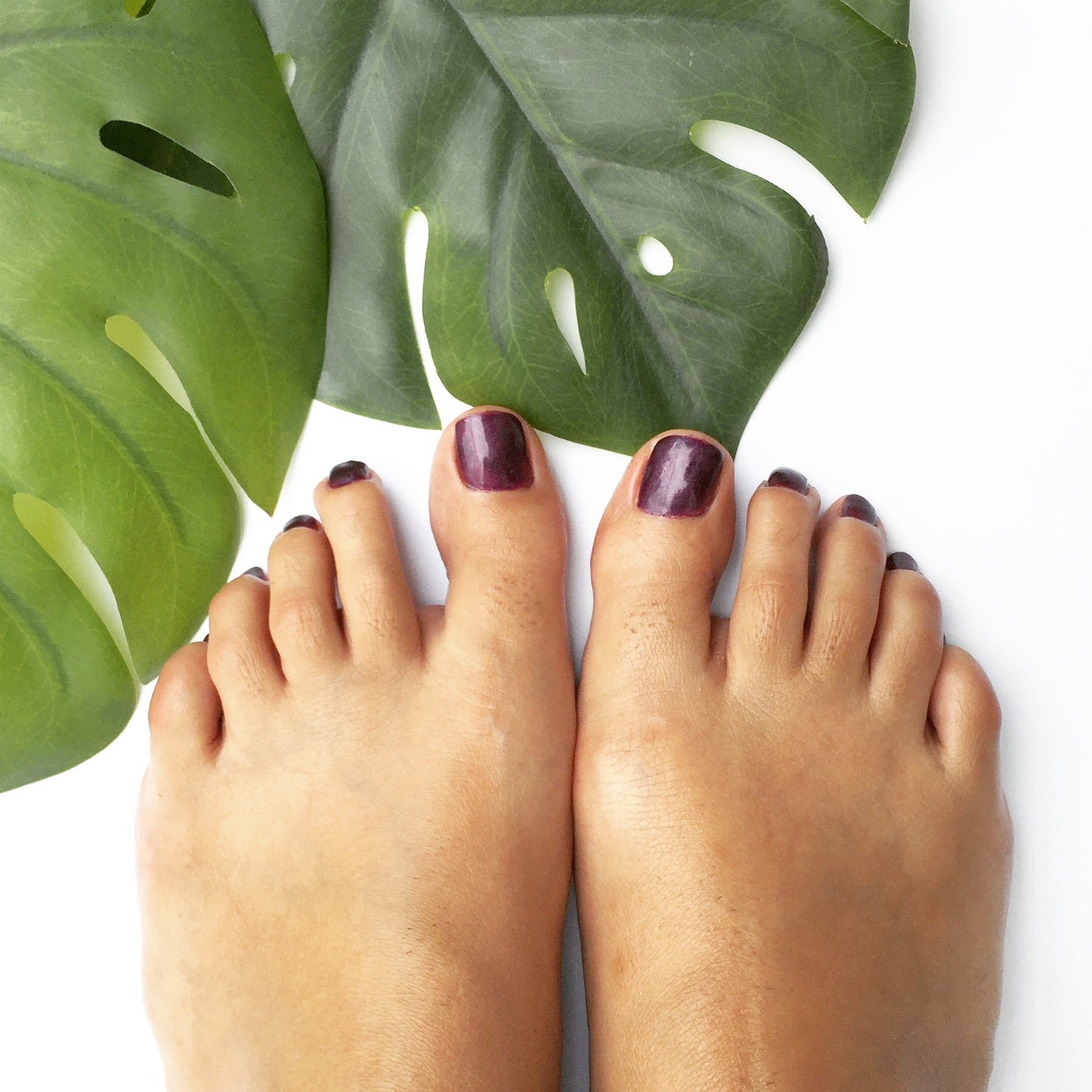 IT'S NOT SALAD, JUST A PEDICURE