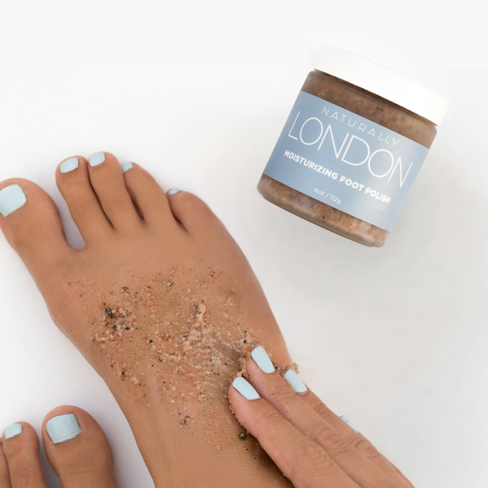 HOW TO EXFOLIATE YOUR FEET