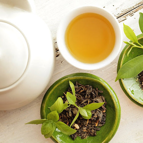INGREDIENT SPOTLIGHT: GREEN TEA