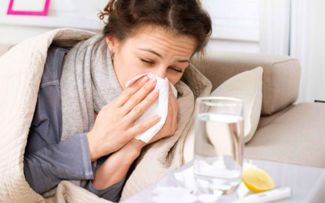 3 THINGS YOU SHOULD BE DOING TO AVOID THE FLU
