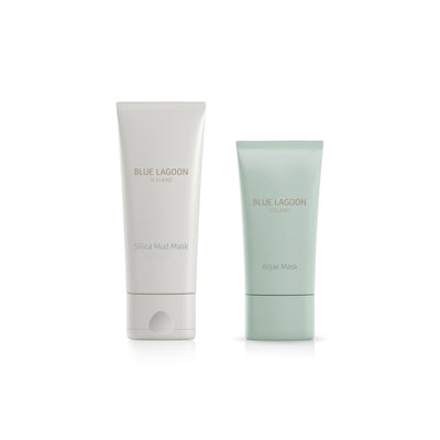 SILICA & ALGAE MASK DUO