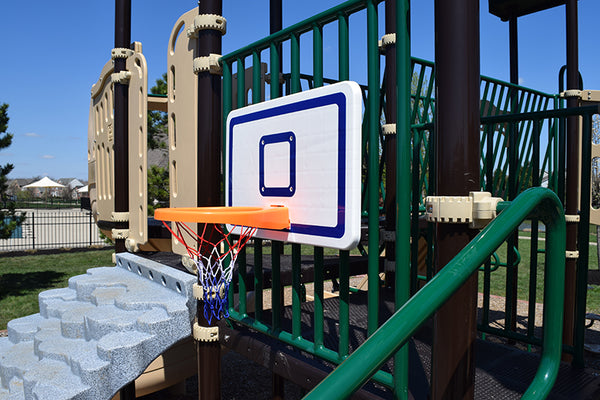 basketball for playgrounds
