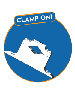 Clamp On