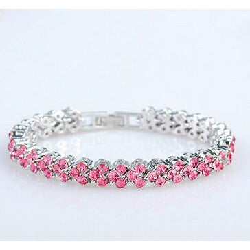 Crystal Paved Bracelet