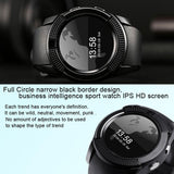 Android iOS Smartwatch  Sleep Monitoring MP3 128MB+64MB