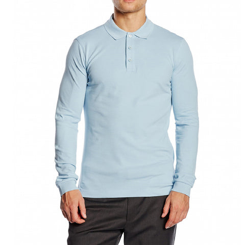 Armani Collezioni mens polo long sleeve PCM22J PCDYJ 700