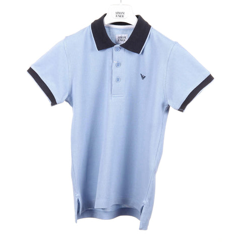 Armani Junior boys polo C4F02 1V 30