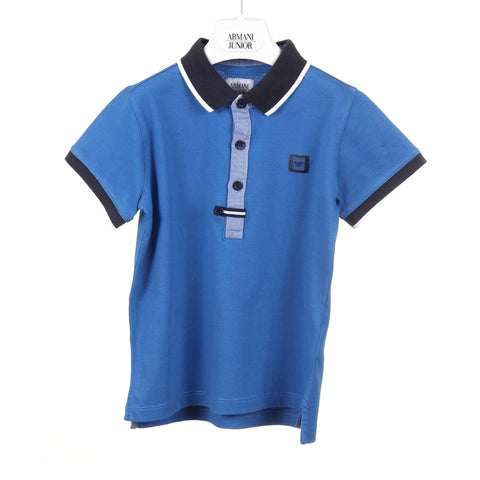 Armani Junior boys polo CXF03 QX 63
